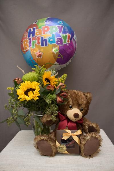 Brown Bear B'day Bundle - $79.00