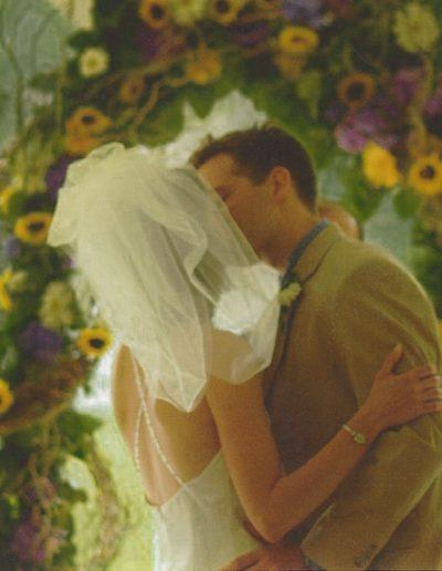 Sarah and Ryan Longwell