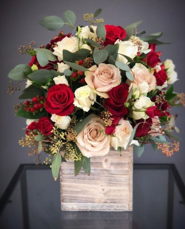 """The """"I Love You More"""" Bouquet"""