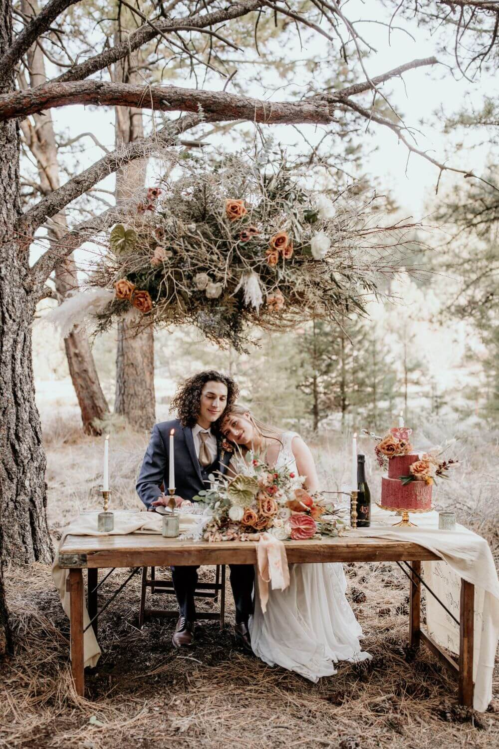 Victoria and Bryce Elopement